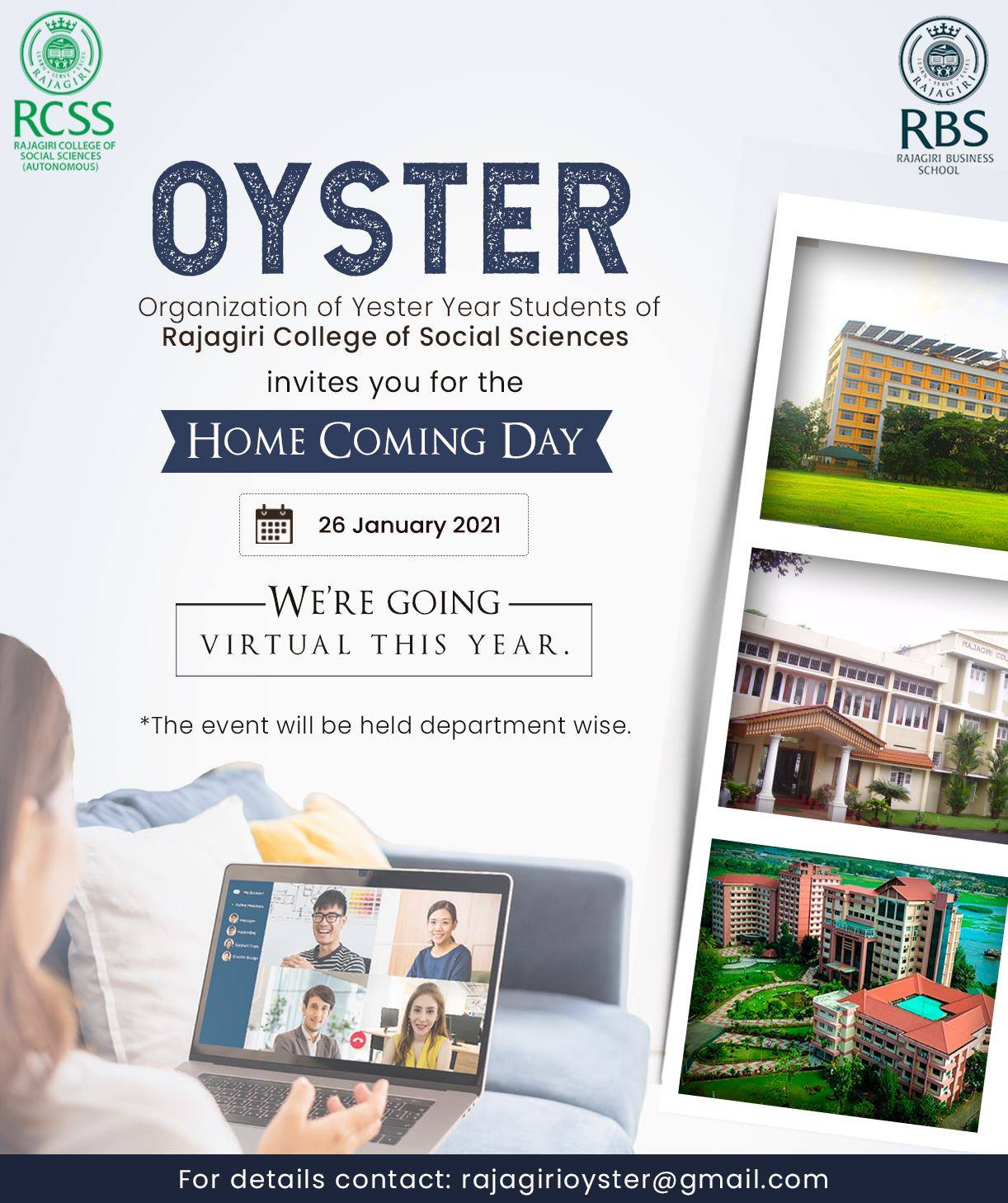 OYSTER Homecoming Day